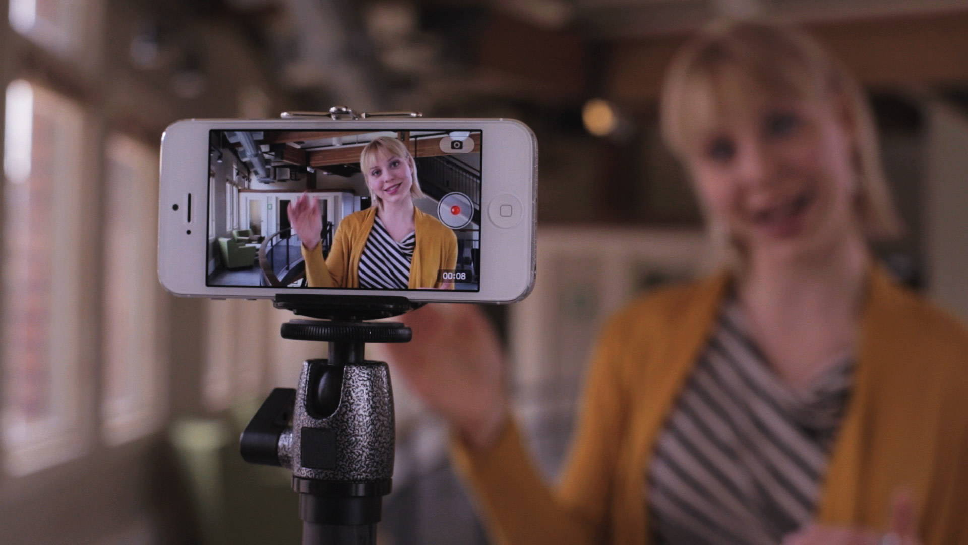 Come comunicare la tua destinazione con i video