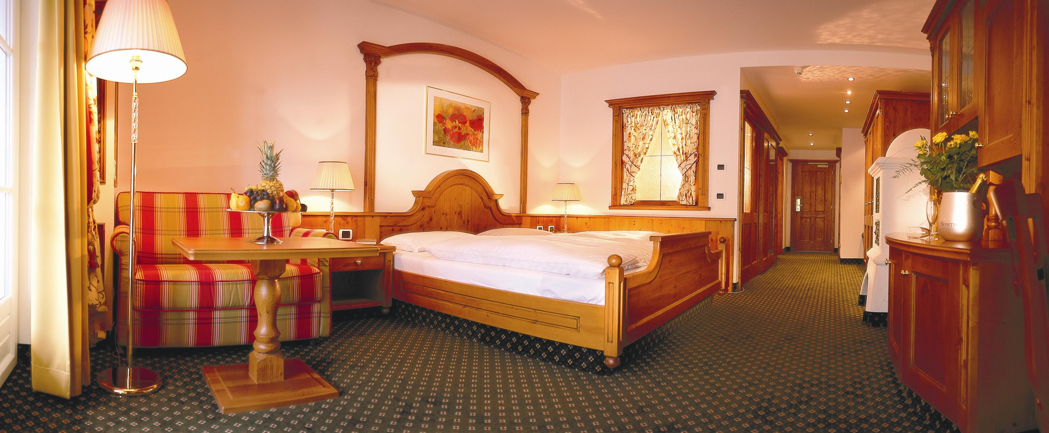 Cavallino bianco family spa hotel per bambini in for Hotel per bambini trentino