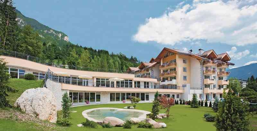 rio stava family resort spa hotel per bambini in
