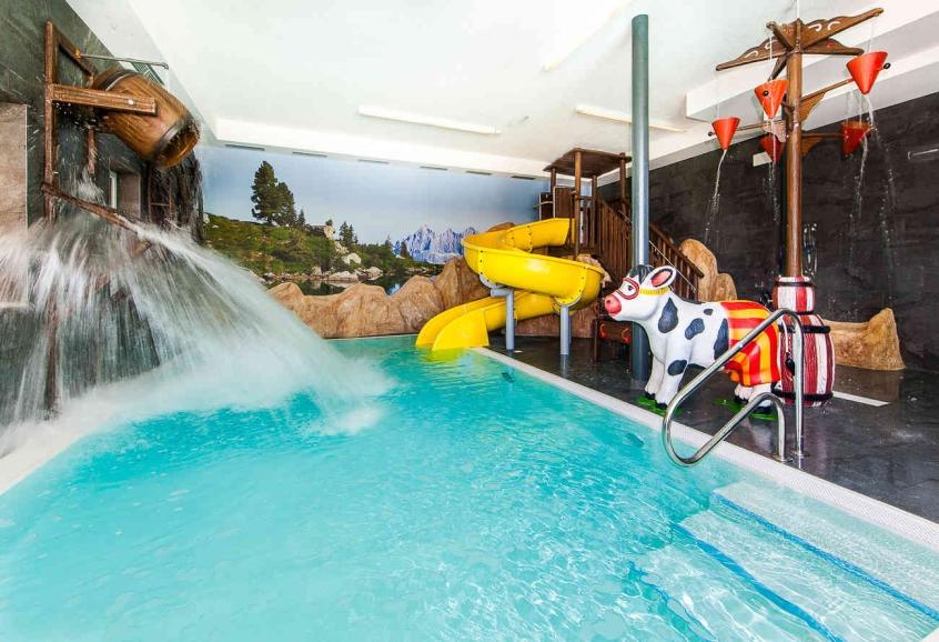 Family hotel alpenhof maranza in montagna vacanza con bambini - Hotel in montagna con piscina ...