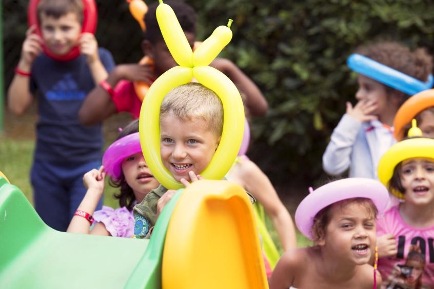 Animazione per bambini nel resort in Salento - Vacanze per bambini al Voi Alimini resort