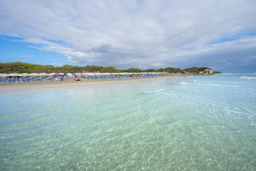 Le spiagge del Salento - Vacanze per bambini al Voi Alimini resort