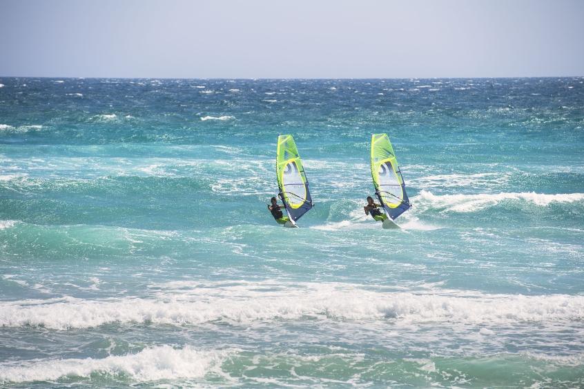 Attività sportiva nel resort in Salento - Vacanze per bambini al Voi Alimini resort