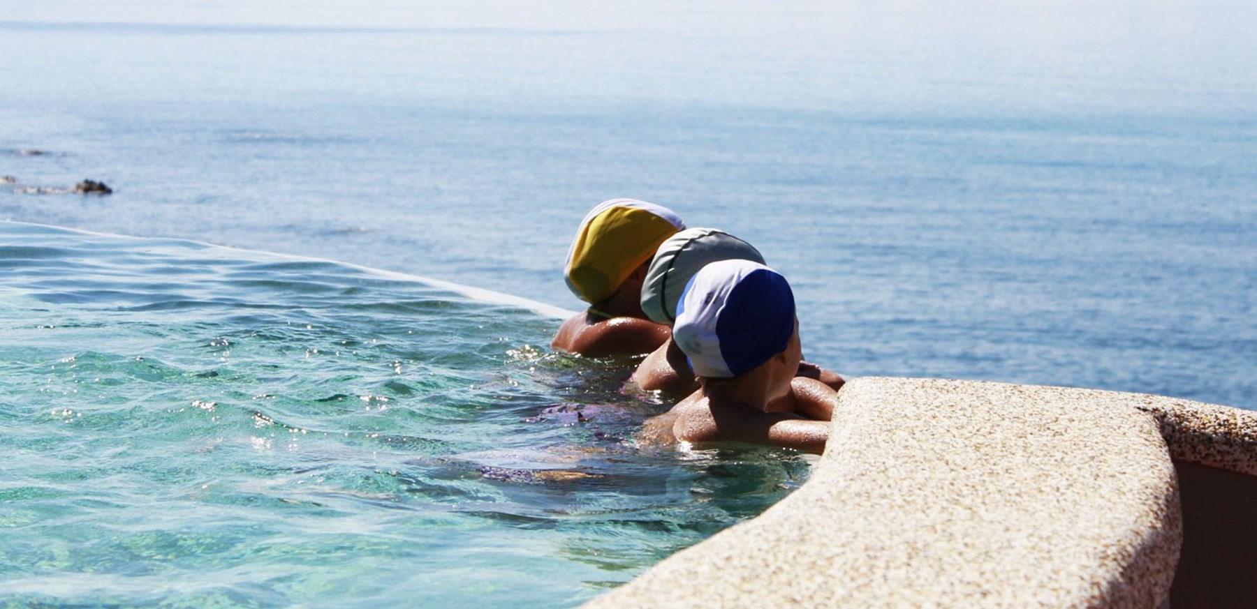 Villaggio baia del silenzio villaggio resort per famiglie in campania its4kids - Del taglia piscine ...