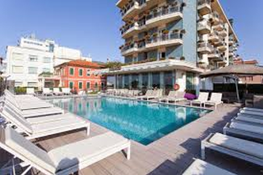 Hotel President Bibione Ve Italien