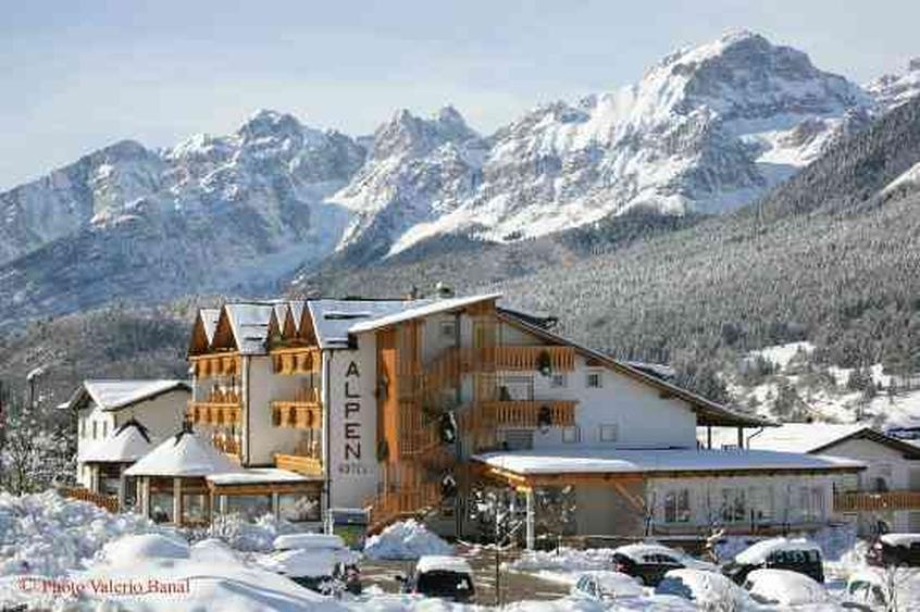 Alpen hotel hotel per bambini in montagna a andalo its4kids for Hotel per bambini trentino