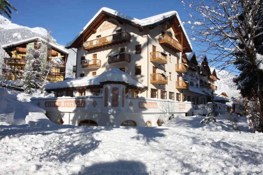 Park hotel sport hotel per bambini in montagna a andalo for Hotel per bambini trentino