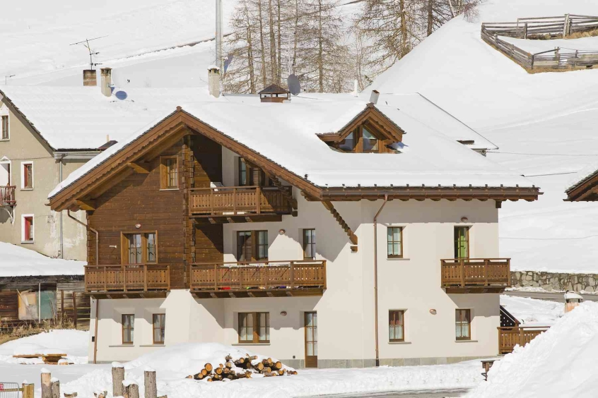 Chalet Pemont vacanza per bambini