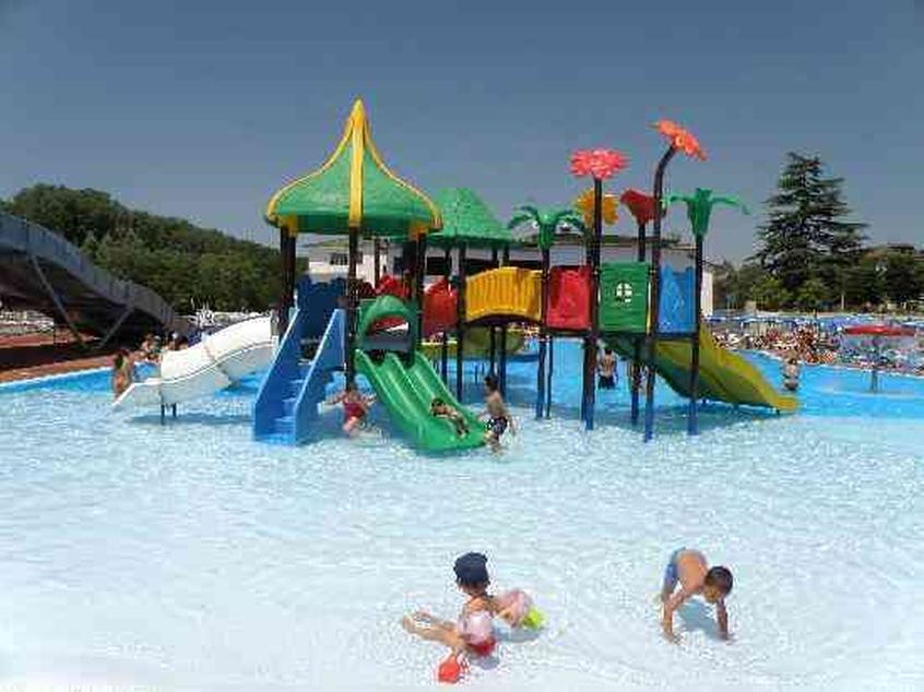 Villa glicini hotel per bambini a s secondo di pinerolo - Piscine per bambini piccoli ...