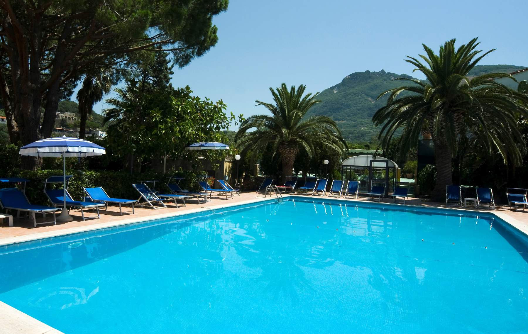 Family Hotel Le Canne a Forio d'Ischia
