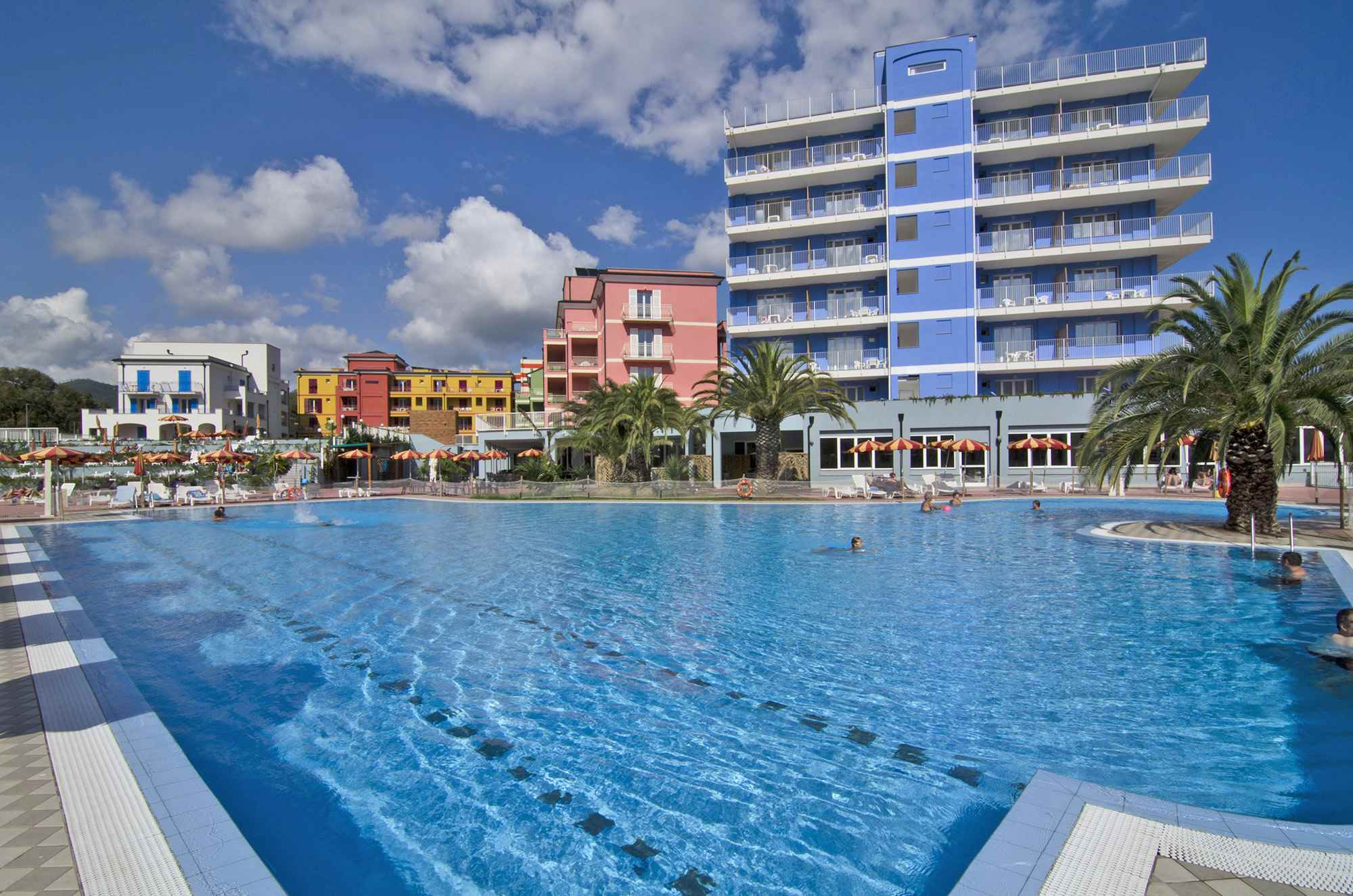 Ai Pozzi Village - family & Wellness Resort - Loano -