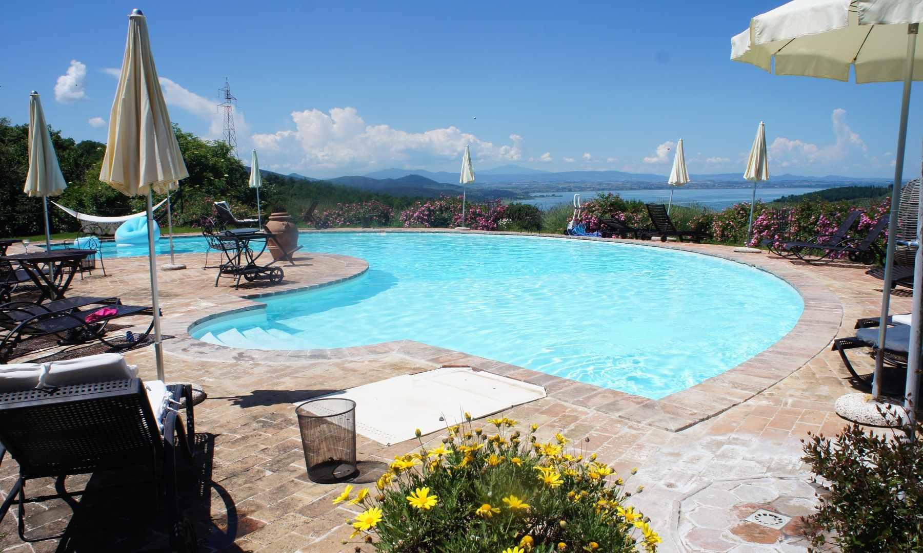 Cantico della Natura resort - piscina per bambini