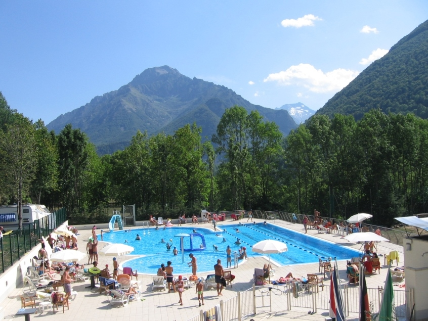 Camping valle gesso camping per bambini in montagna a - Villaggi in montagna con piscina ...