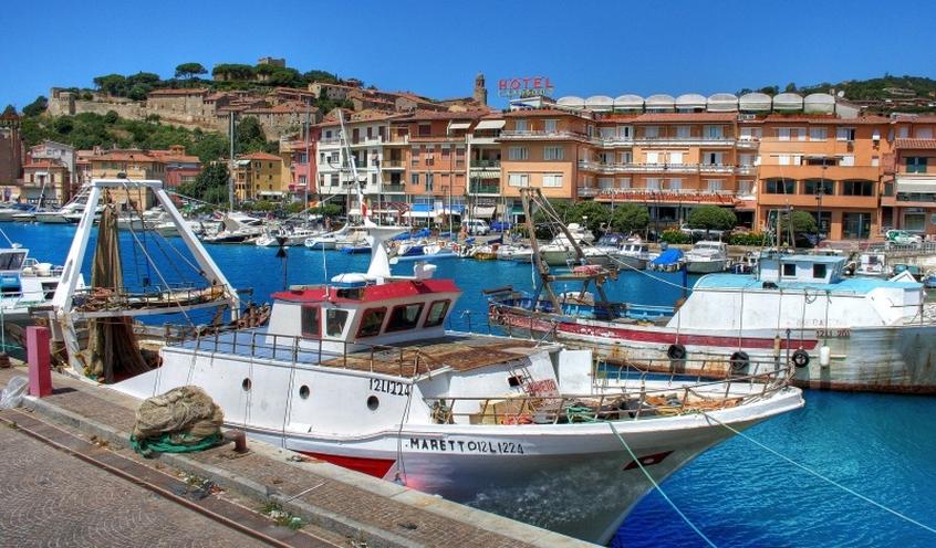 Hotel l 39 approdo hotel per bambini al mare in toscana for Hotel castiglione della pescaia
