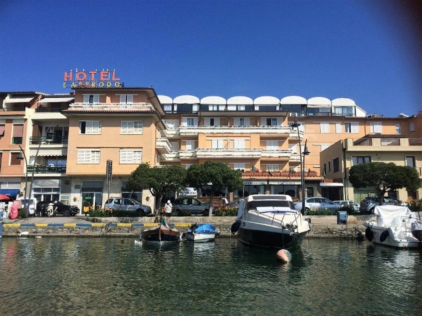 Hotel l 39 approdo hotel per bambini al mare a castiglione for Hotel castiglione della pescaia