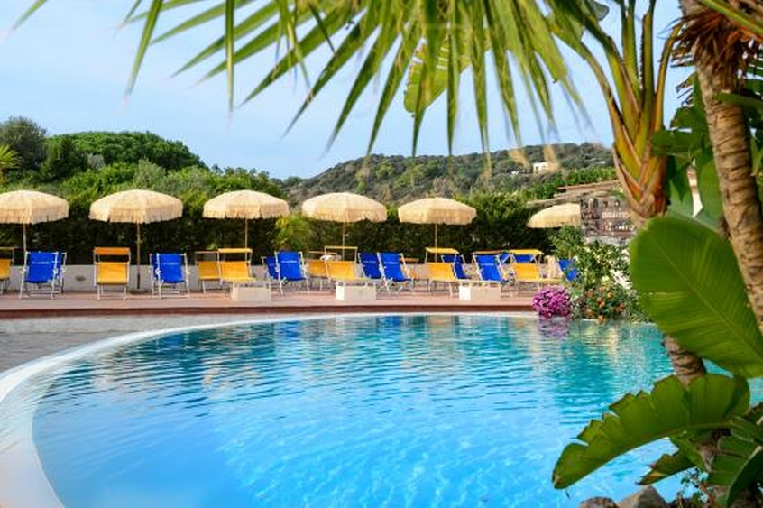 Hotel Villa Lina Area Riservata