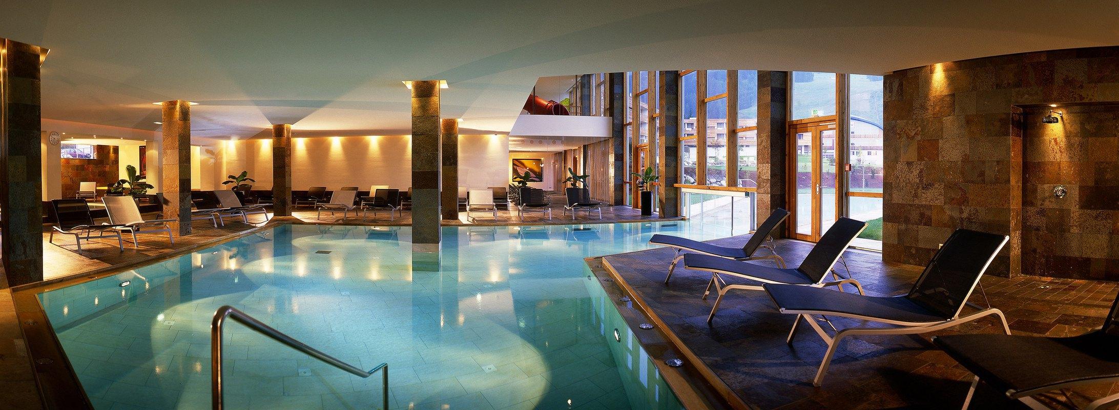 Falkensteiner hotel spa carinzia tr polach in montagna - Hotel montagna con piscina esterna riscaldata ...