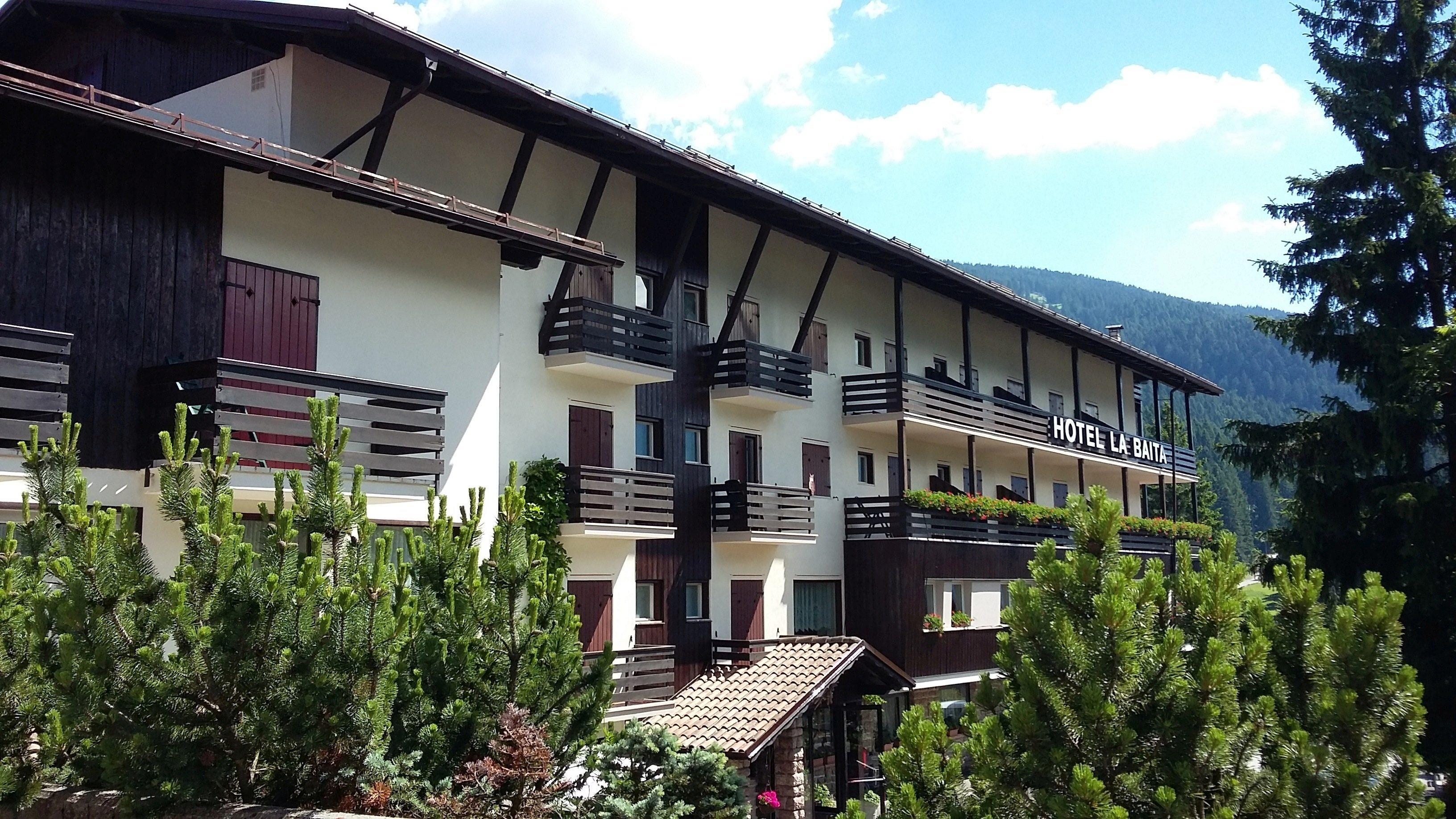 Hotel la baita hotel per bambini in montagna in trentino for Hotel per bambini trentino