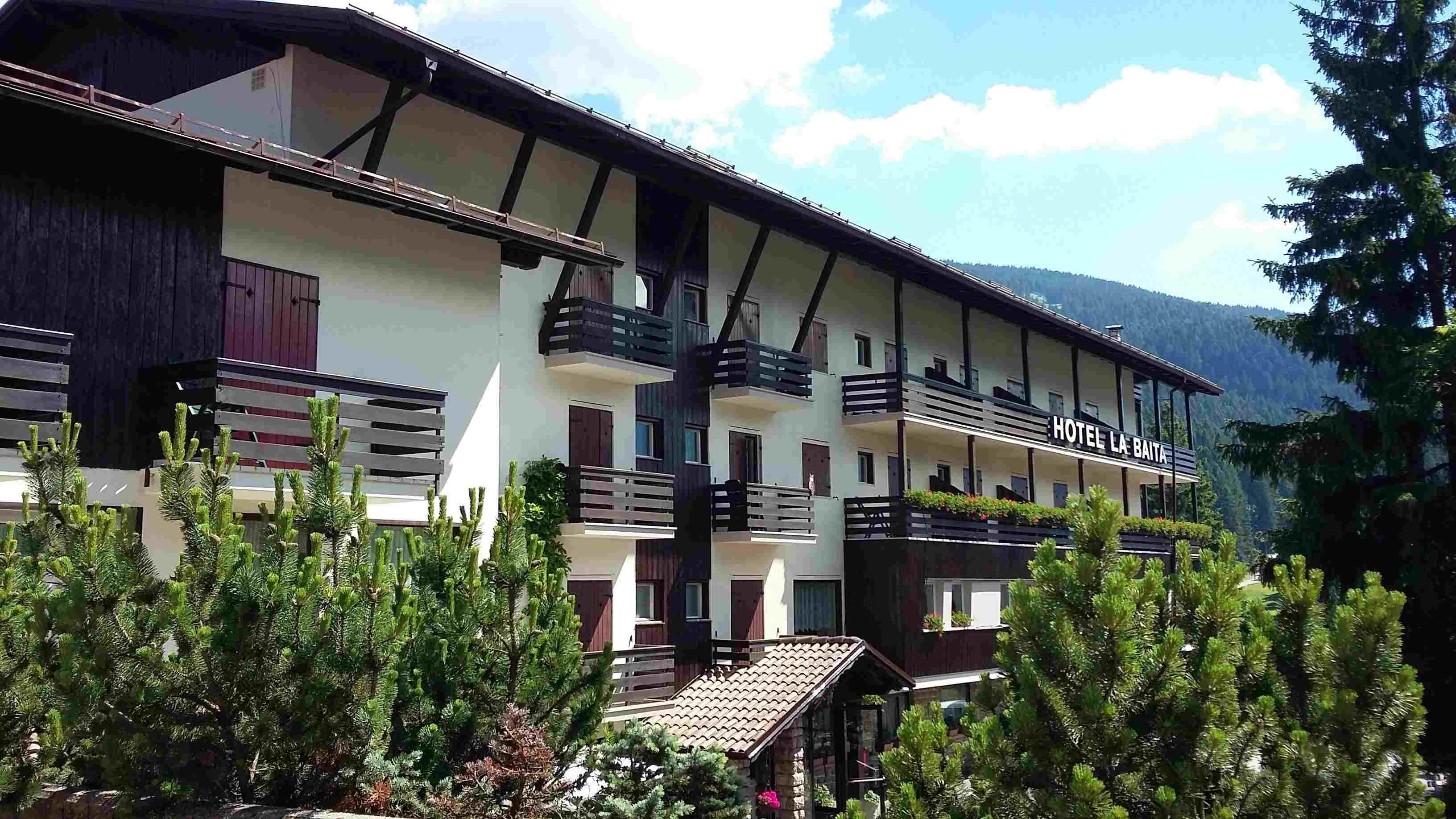 Hotel la baita hotel per bambini in montagna a andalo for Hotel per bambini trentino