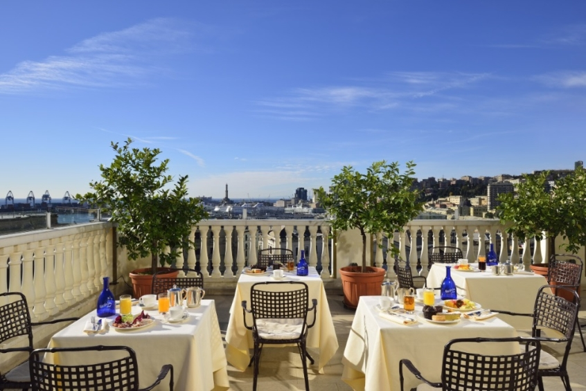 Grand Hotel Savoia Genova - Hotel per bambini in Liguria - Its4kids
