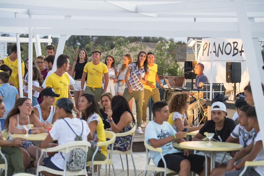 Animazione al Voi Arenella Resort - Resort in Sicilia per bambini