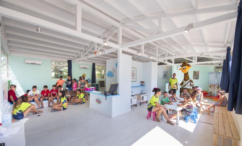 Animazione per bambini - Resort in Sicilia per bambini