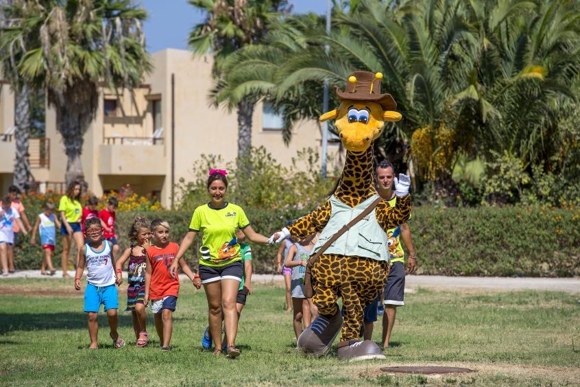 Animazione per bambini al Voi Arenella Resort - Resort in Sicilia per bambini