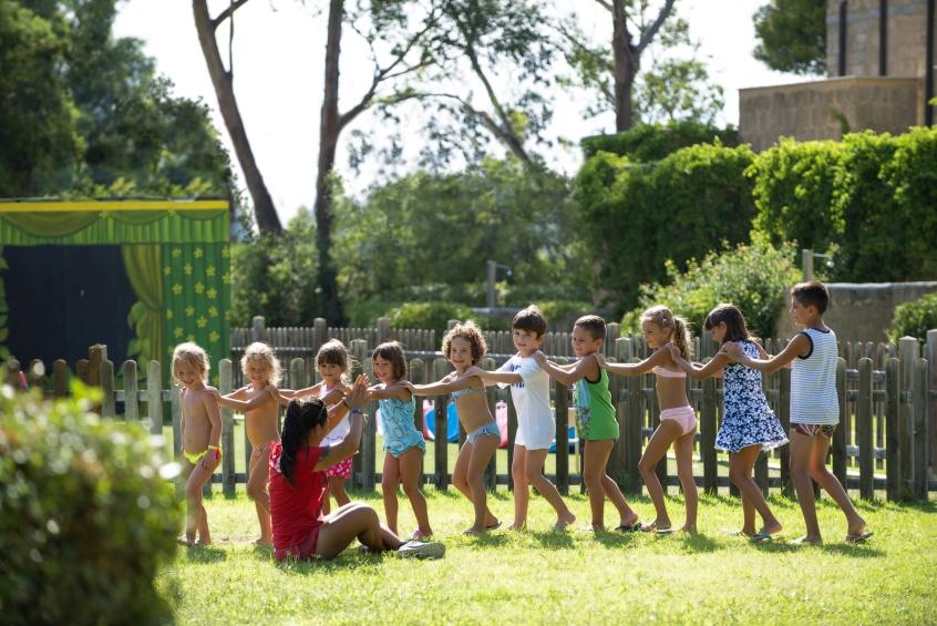 Animazione per bambini al Voi Floriana Resort in Calabria - Vacanze in resort con i bambini