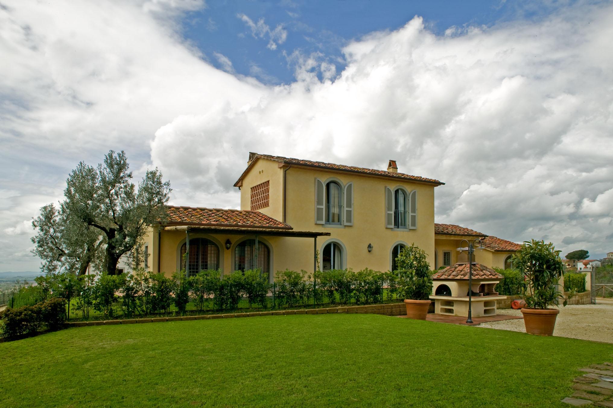 L'Agriturismo Borgo Casorelle vicino Firenze con i bambini