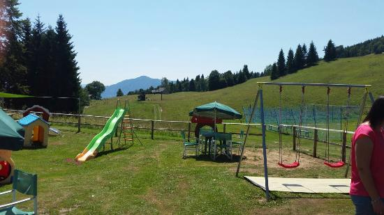 Chalet alle Buse vacanza per bambini