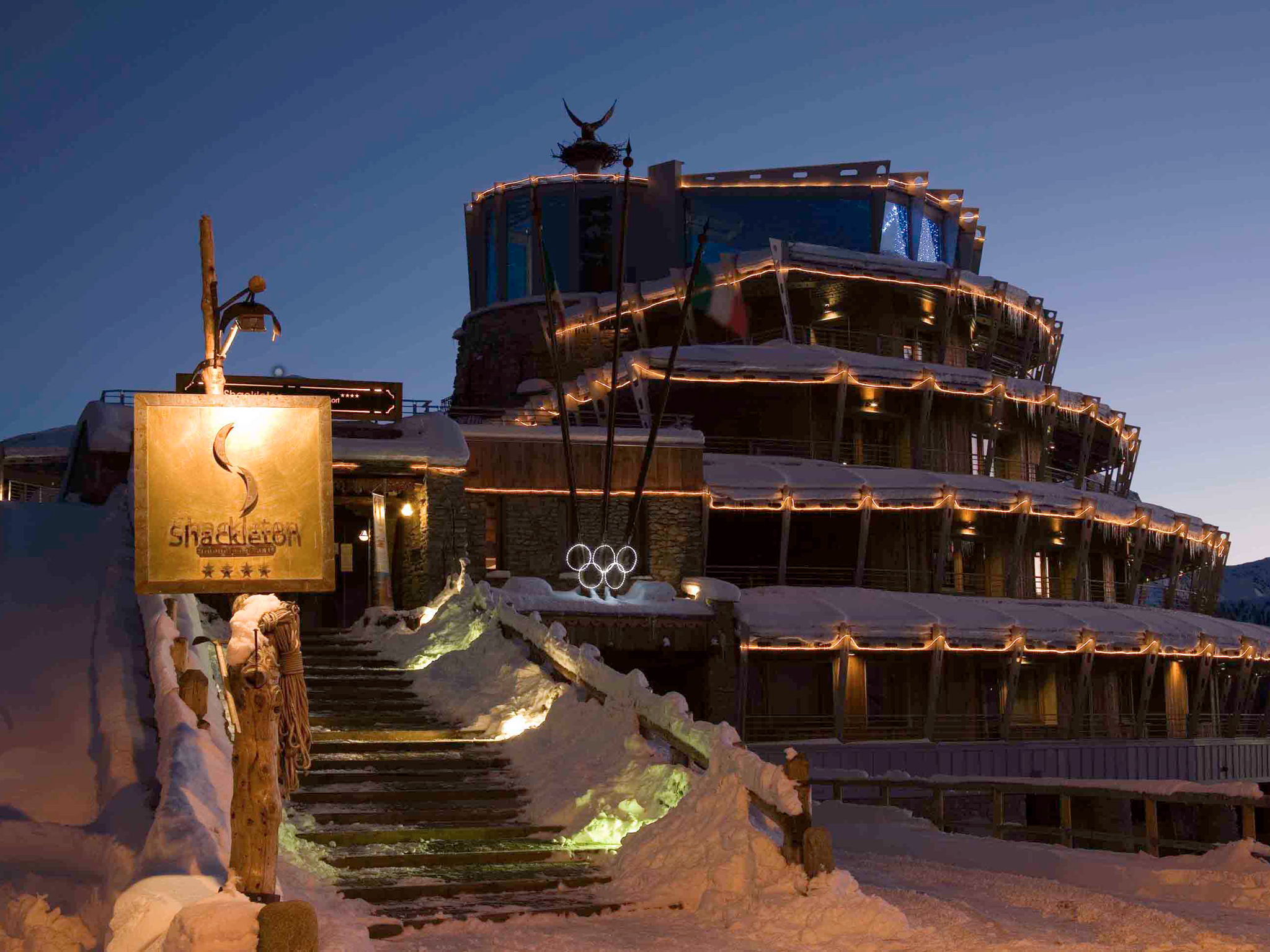 Hotel Shackleton Mountain Resort vacanza per bambini