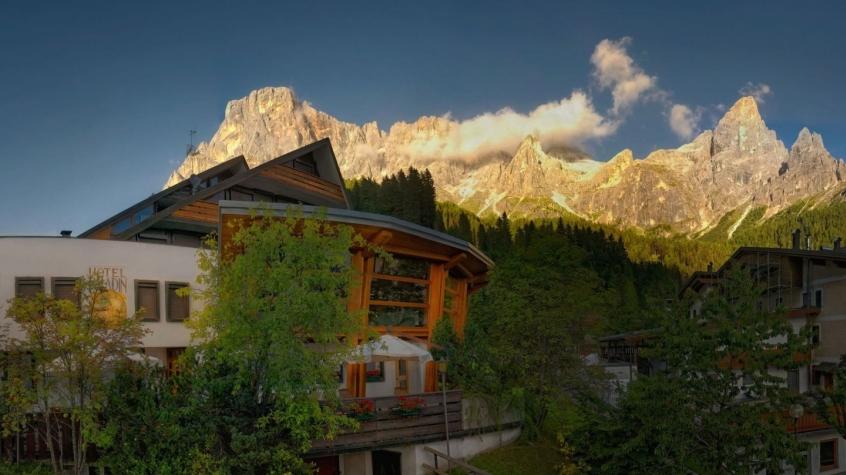 Hotel paladin hotel per bambini in montagna in trentino for Hotel per bambini trentino