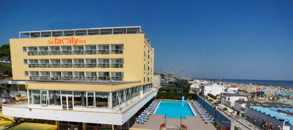 Club Family Hotel Riccione Recensioni