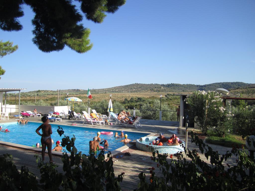 Residence san luca residence con piscina per famiglie sul gargano its4kids - Residence puglia mare con piscina ...