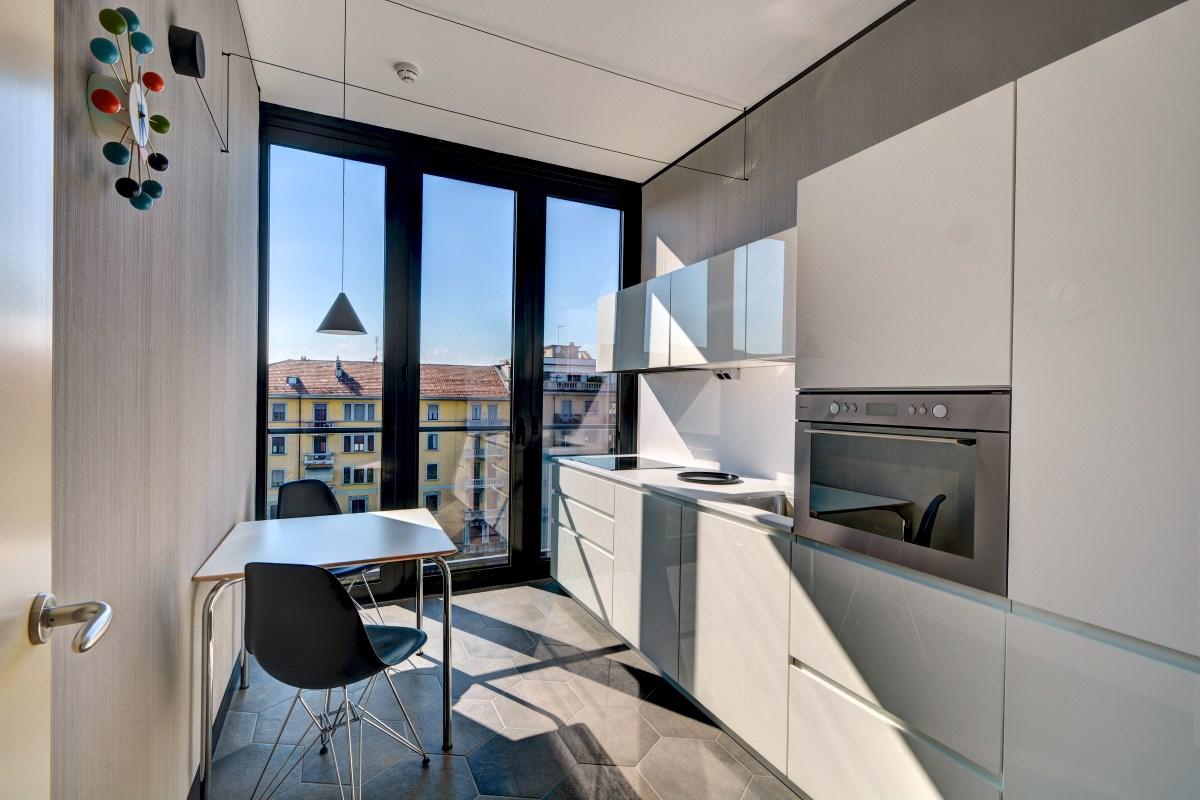 A carnevale torino vale duparc contemporary suites - Cucina attrezzata ...