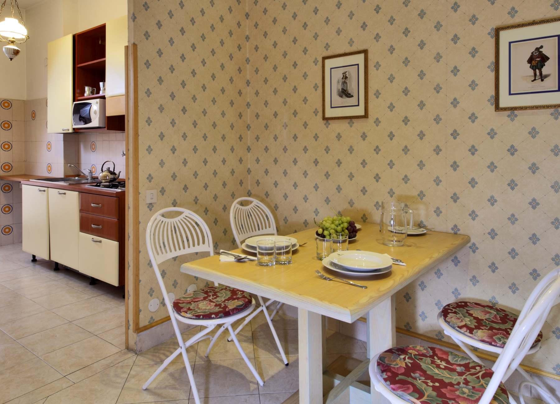 Aurelia Residence San Pietro: Aparthotel per famiglie a Roma - Its4kids