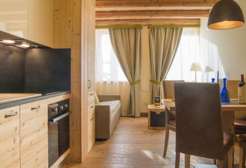 Tipologia di suite con appartamento ad Alagna in Piemonte