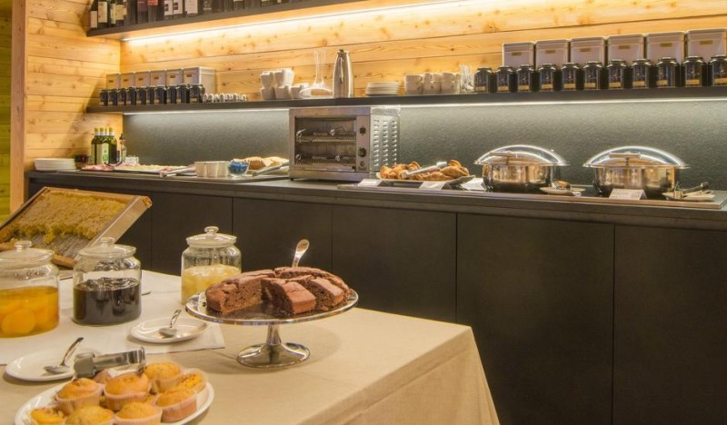 Buffet colazione - Alagna Resort per famiglie