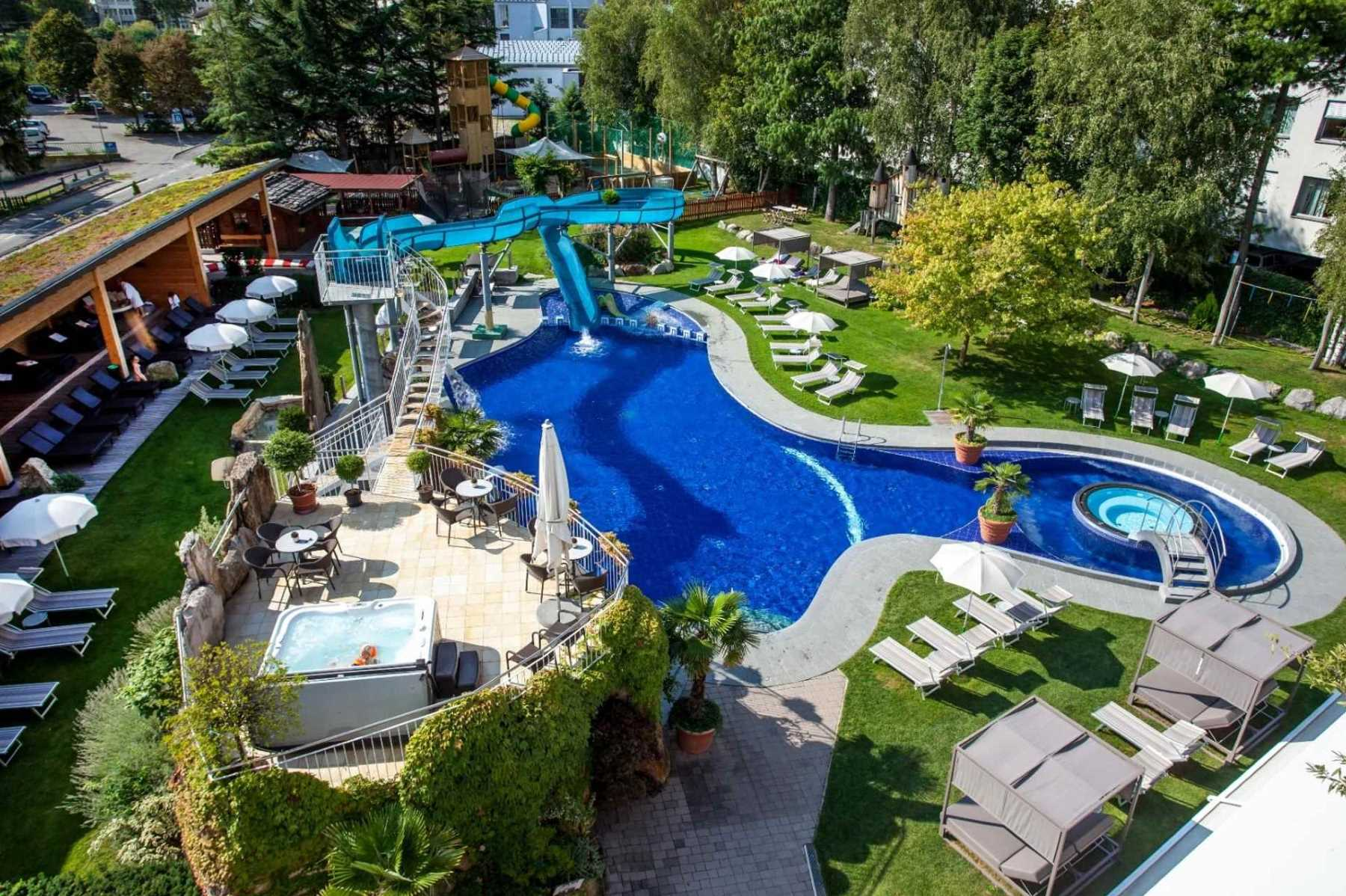 Familien-Wellness Residence Tyrol vacanza per bambini