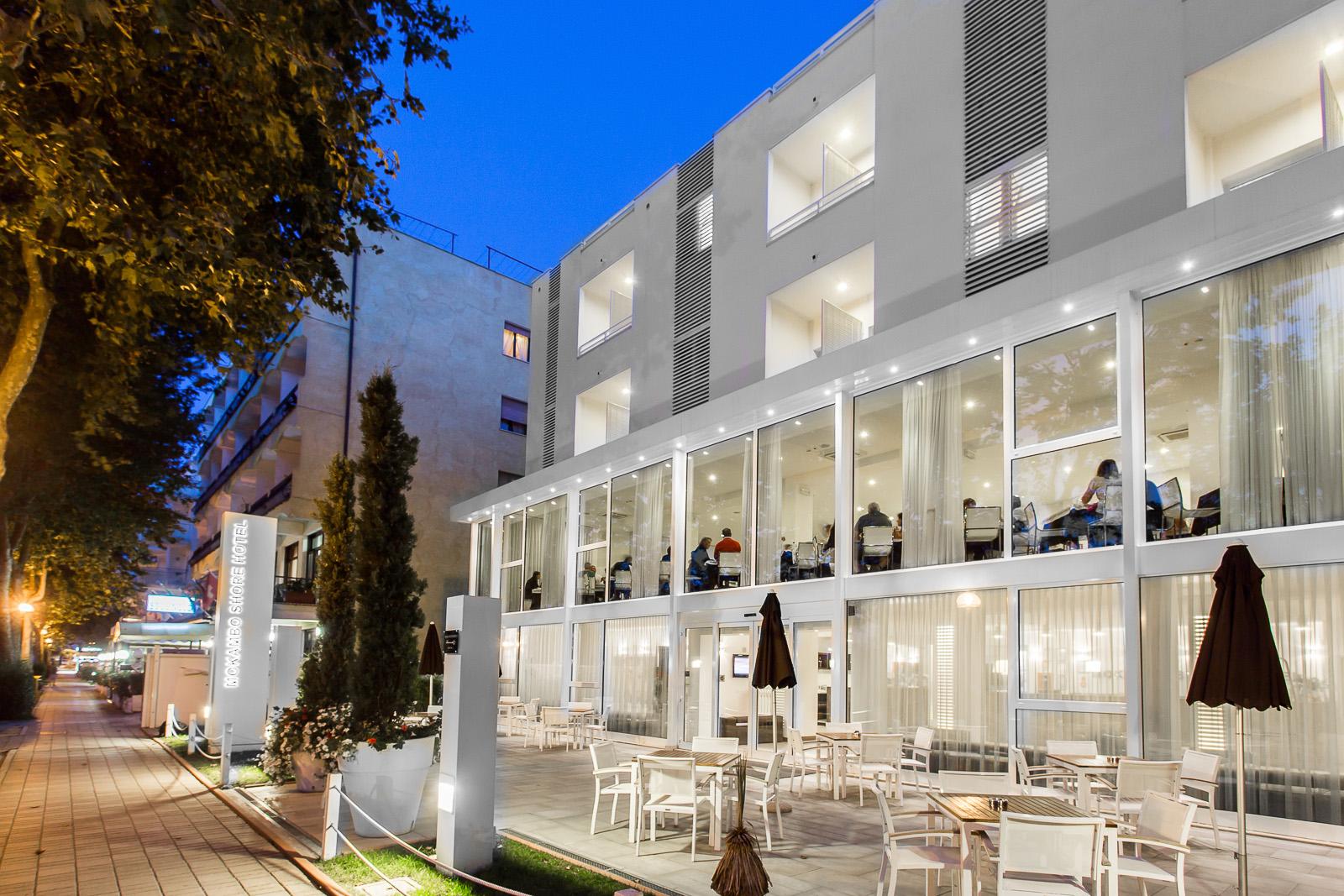 Hotel Lucerna Hotel Per Bambini Al Mare A Cesenatico