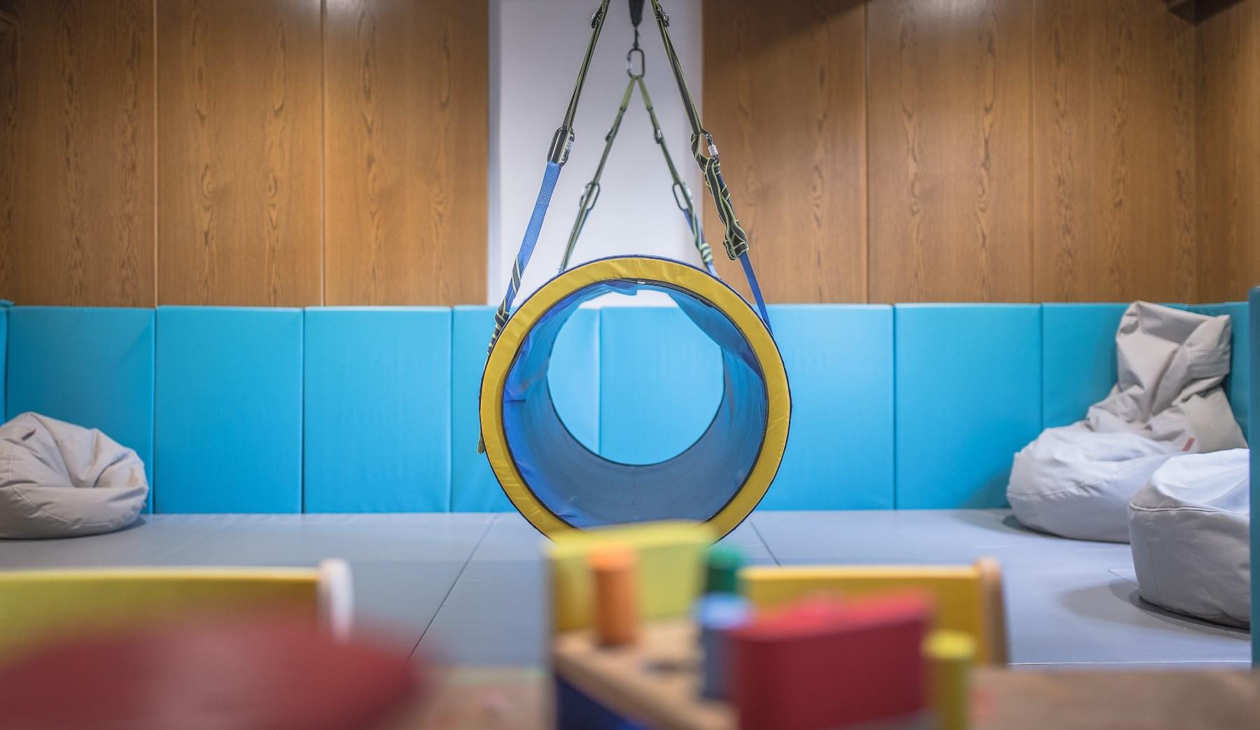 Fameli Family Resort & SPA in Val Pusteria - area giochi per bambini