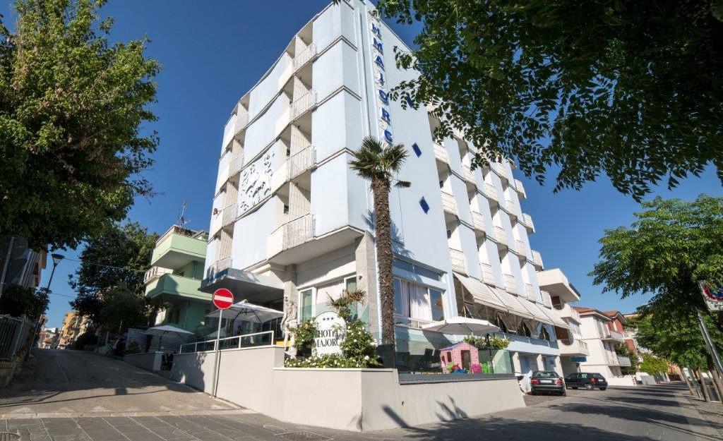 Hotel Promenade Gabicce Mare Hotel Per Bambini Al Mare A