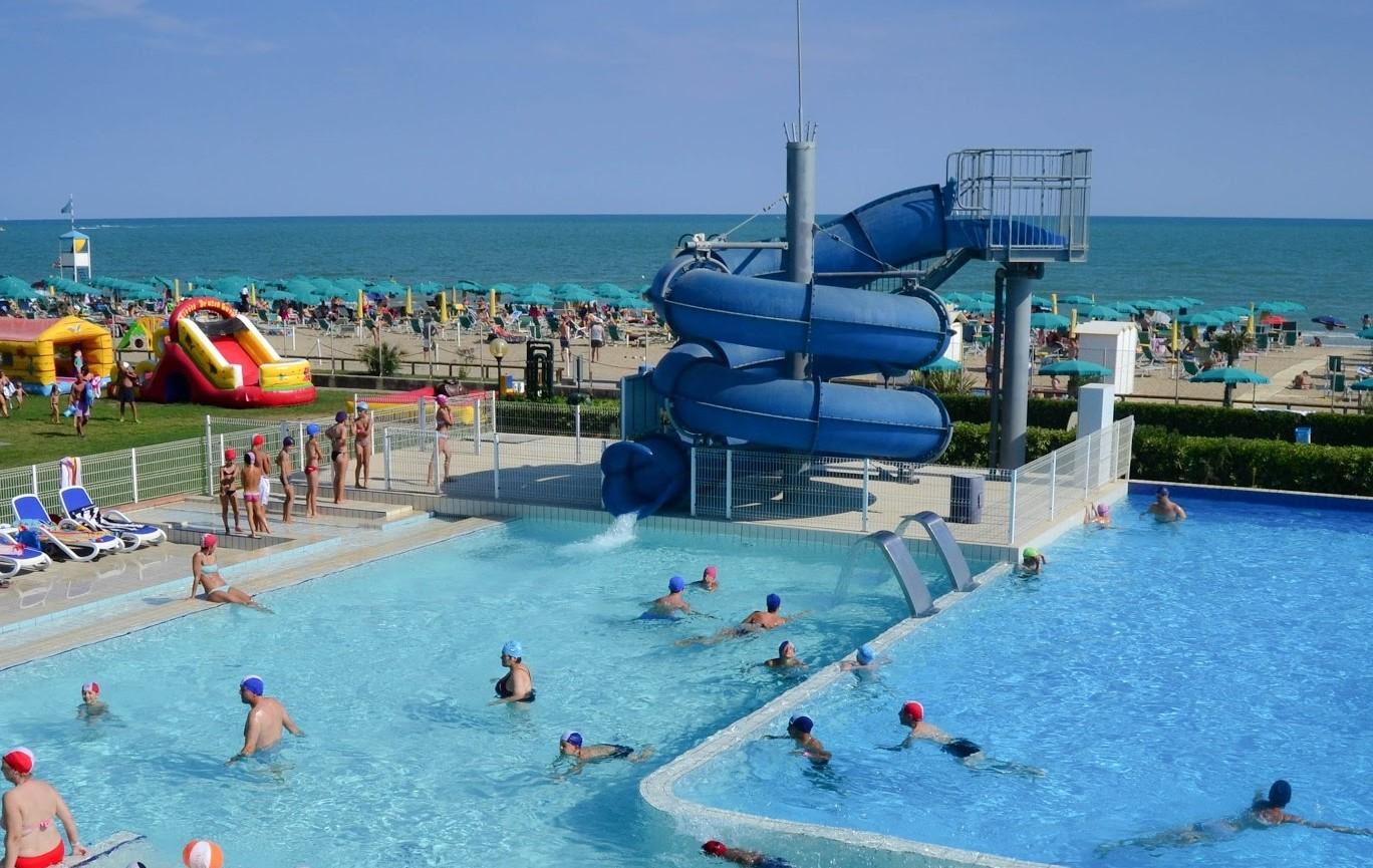 Villa casa vacanza per famiglie al mare a jesolo lido for Villaggio jesolo