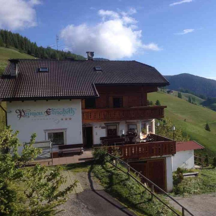 Pension panorama elisabeth hotel per bambini in montagna for Hotel per bambini trentino
