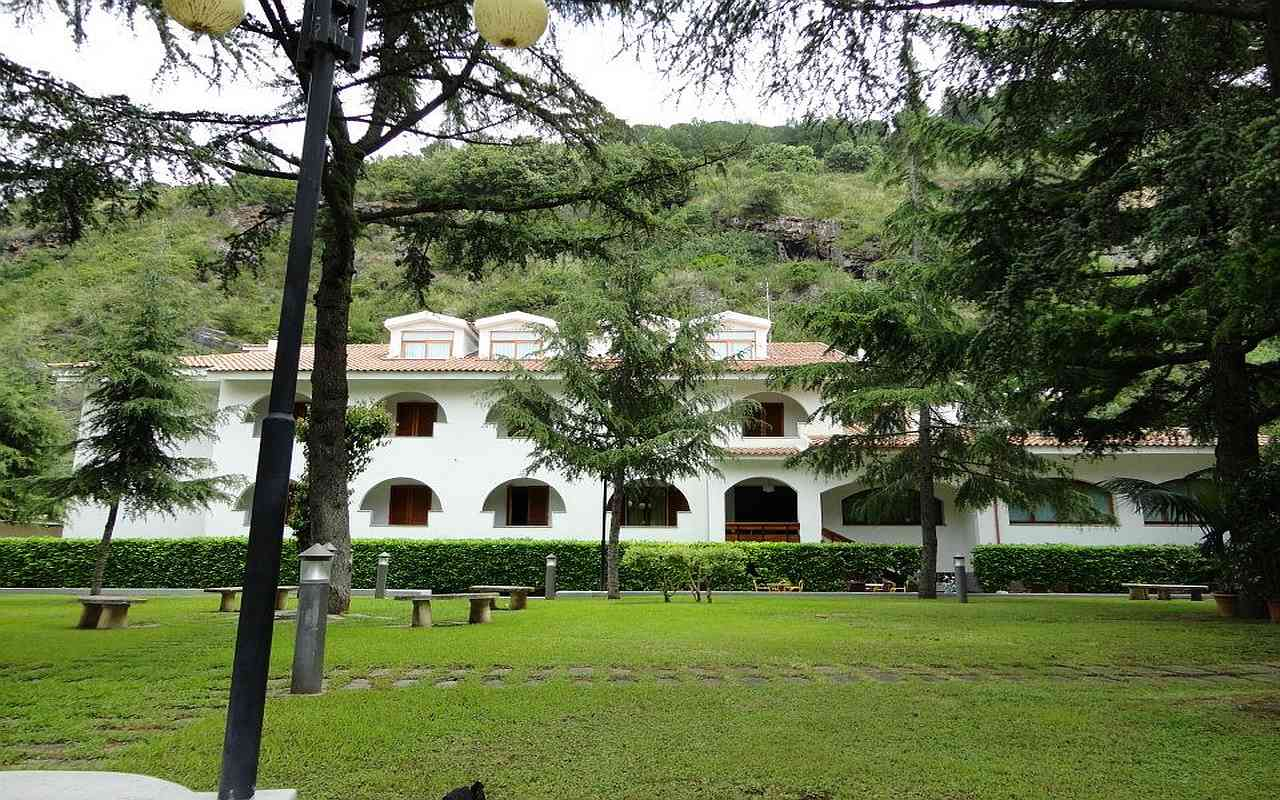 San Domenico Family Hotel Scalea Cs
