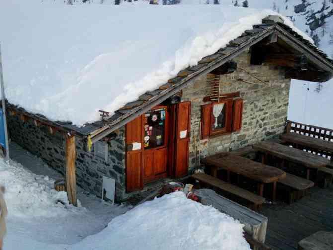 Rifugio belvedere rifugio per famiglie in montagna a for Disegni di baite