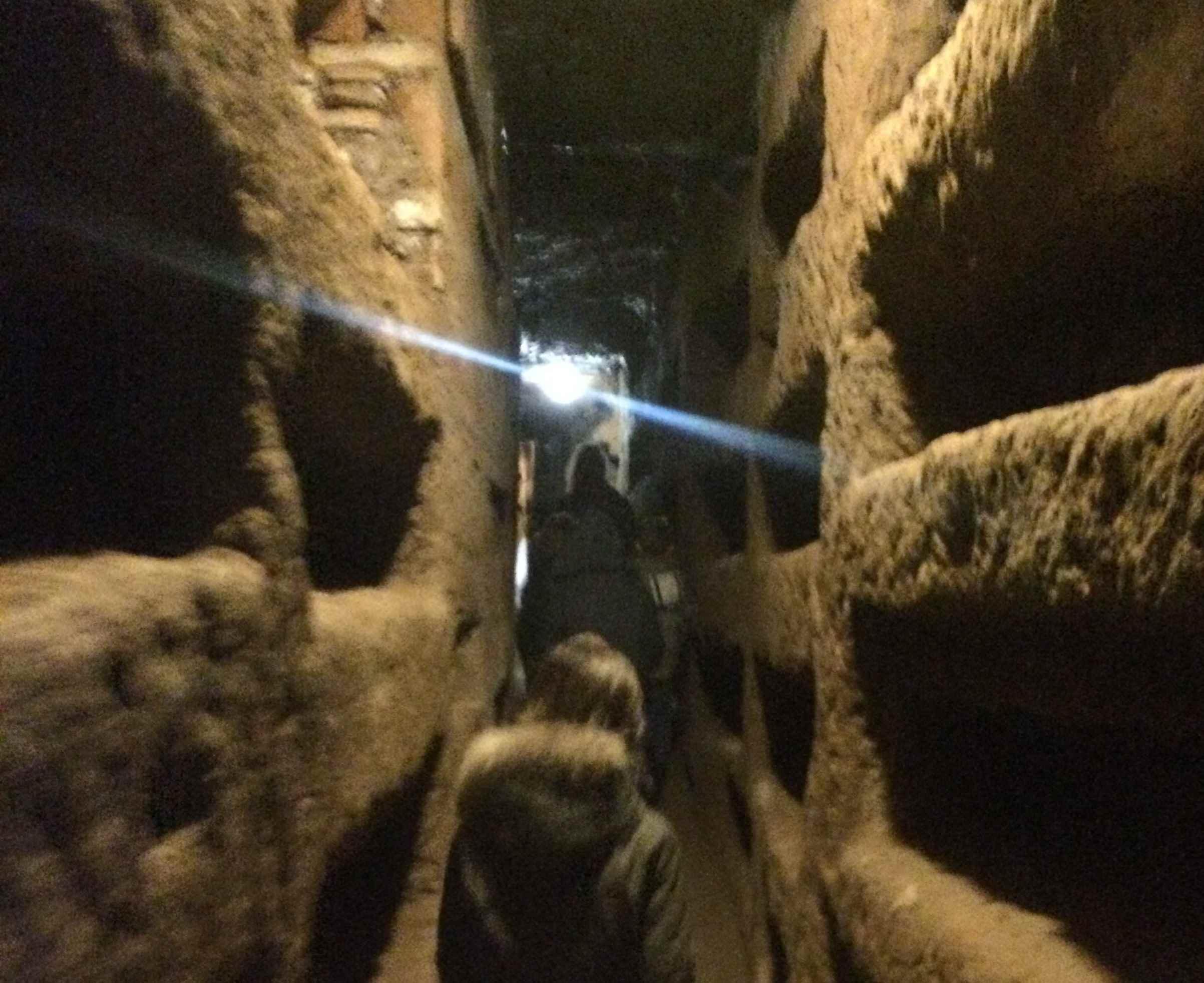 Le catacombe a Roma con i bambini