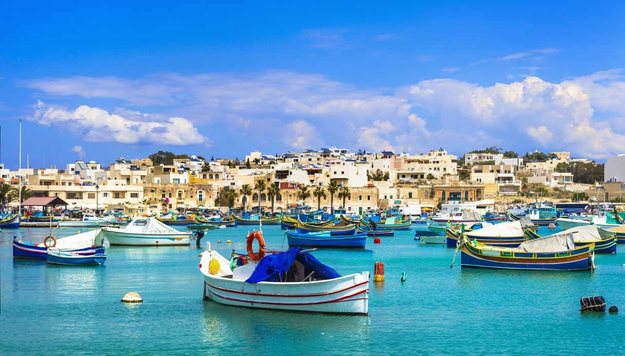 Malta con i bambini: spiagge e mare, ma non solo