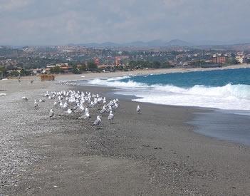 Bovalino in Calabria - Spiagge sullo Ionio in Calabria