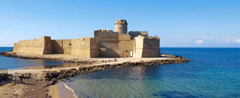 Isola di Capo Rizzuto in Calabria - Spiagge sullo Ionio in Calabria